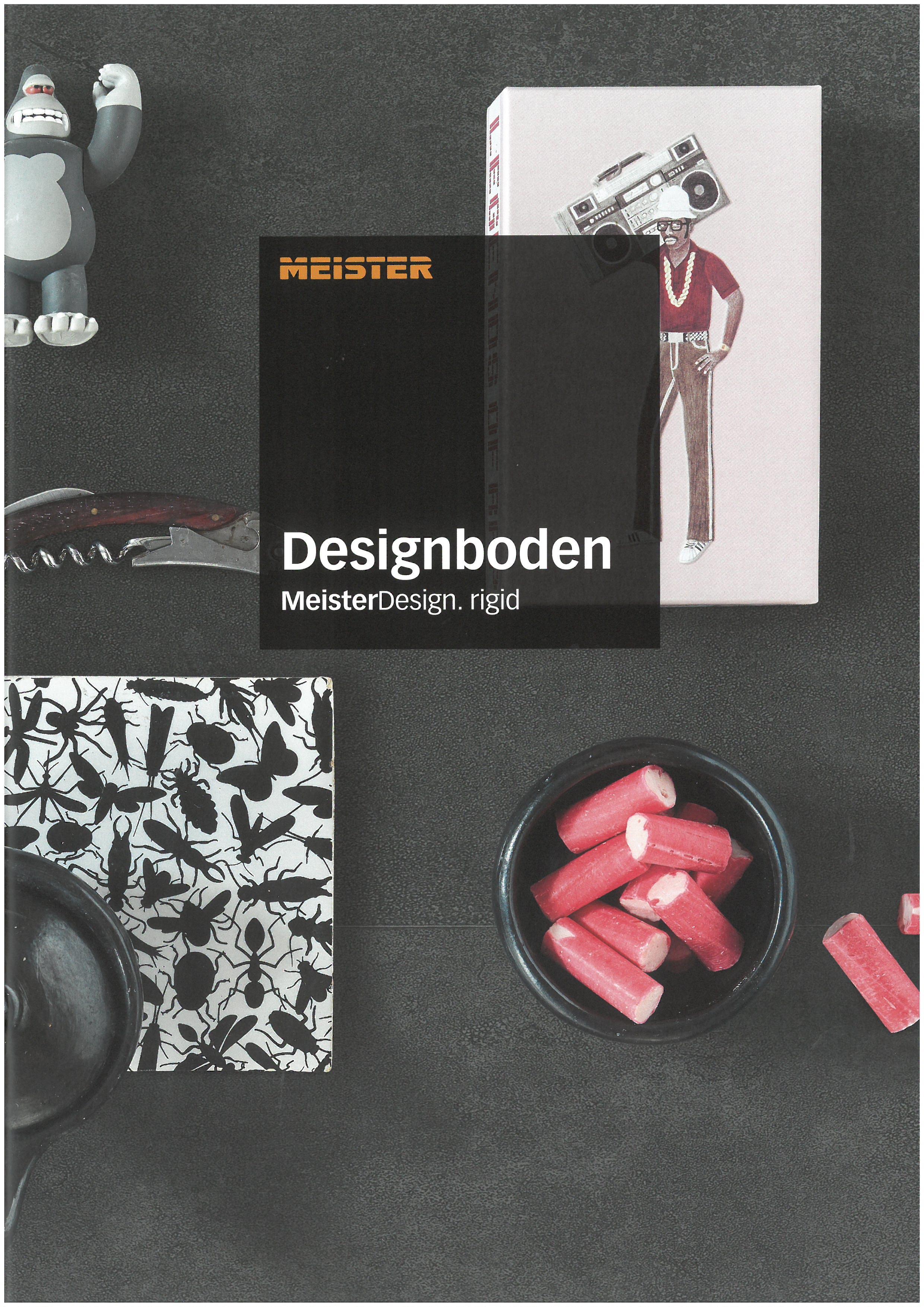 Designboden rigid